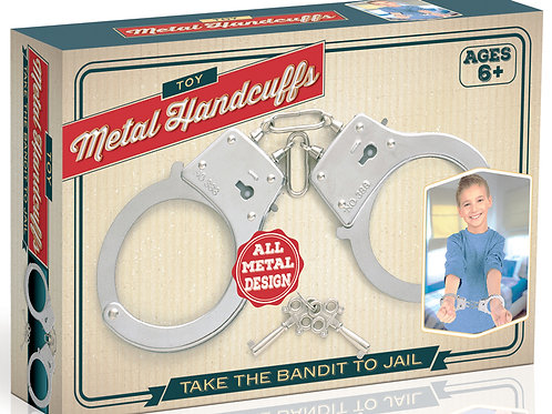 Metal Handcuffs Toy