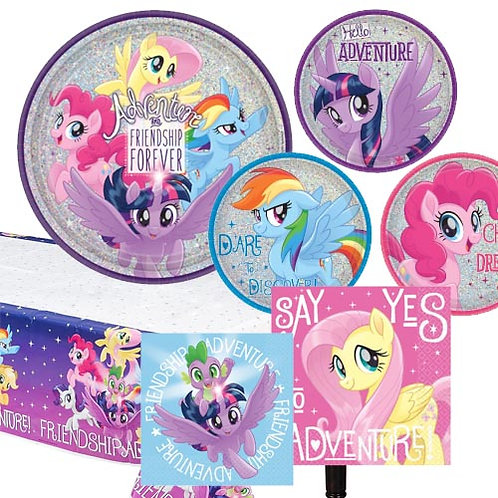 My Little Pony Tableware Kit