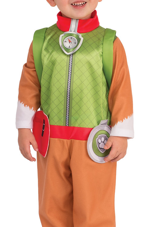 Paw Patrol Tracker Boy's Costume
