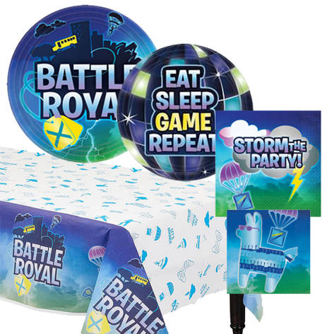 Battle Royal Fortnite Party