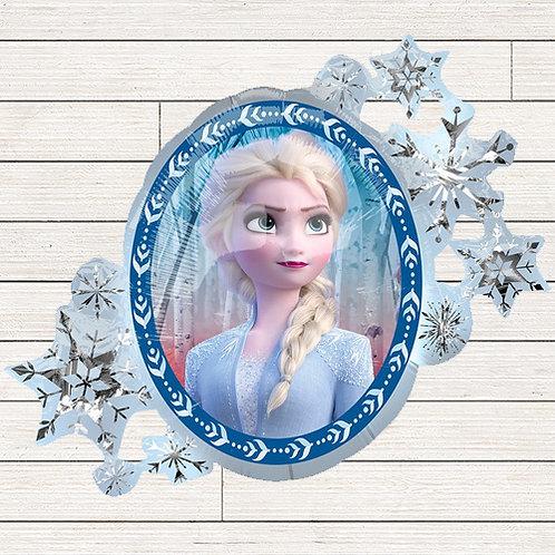 """30"""" Frozen 2 Mylar Balloon"""
