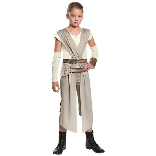 Rey Star Wars Girl's Costume