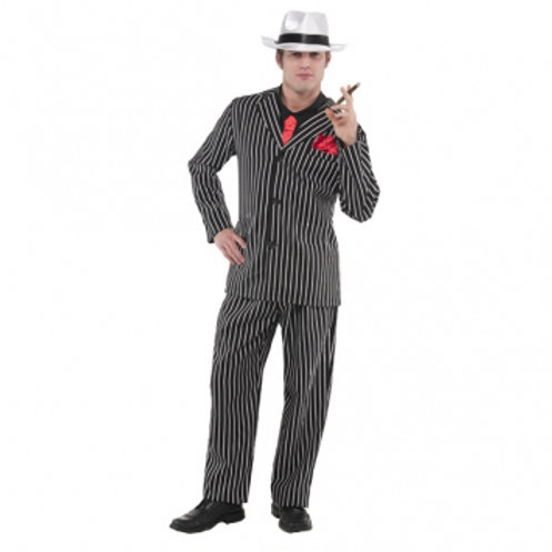 20's Mobster Men's Costume