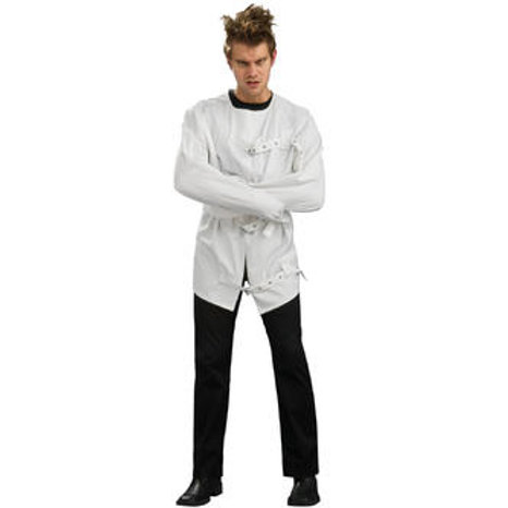 Straitjacket Men's Costume