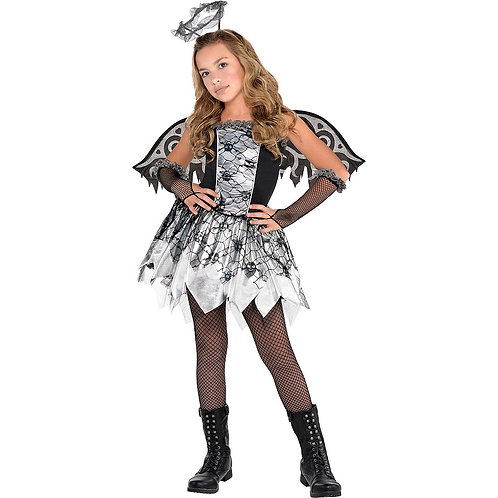 Fallen Angel Girl's Costume