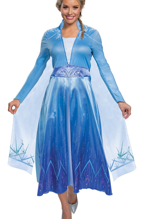 Frozen 2 Elsa Classic Women's Costume