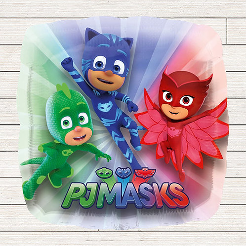 "28"" PJ Masks Mylar Balloon"