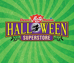 Halloween store in Indiana selling costumes and masks