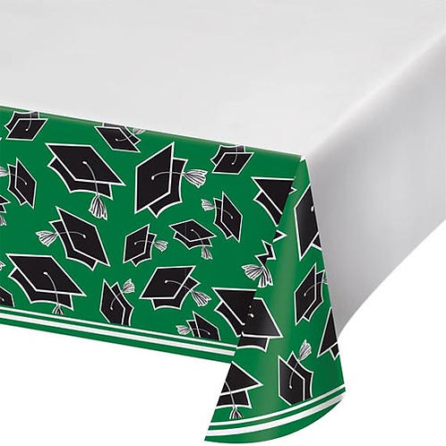 "Green Grad 54""x102"" Tablecover"