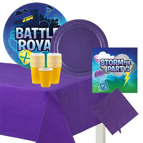 Battle Royal Value Tableware Kit