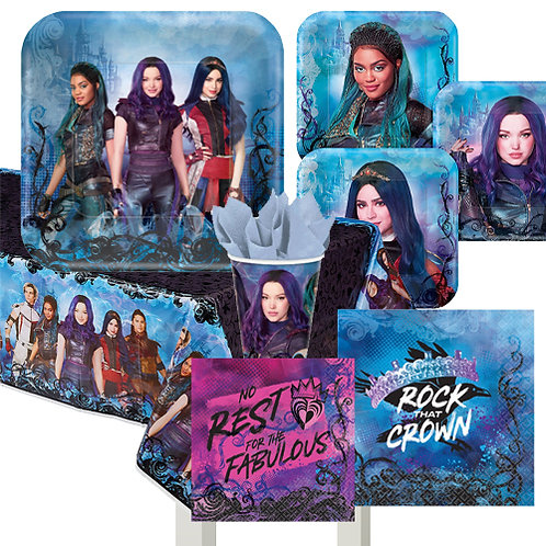 Descendants 3 Tableware Kit