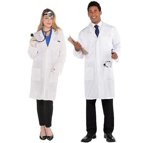 Adult Doctor's Lab Coat