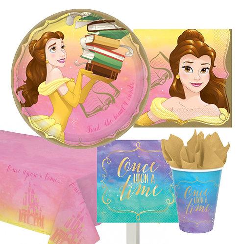 Belle Disney Princess Tableware Kit