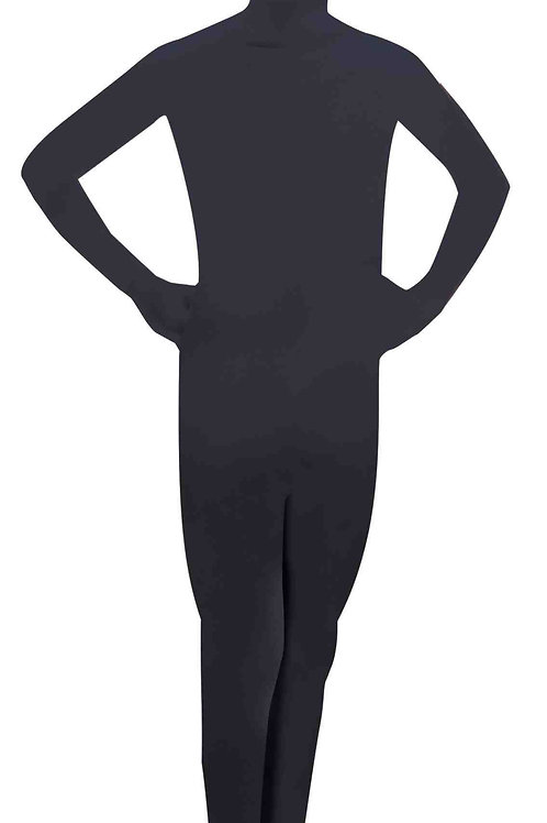 Black Child Skin Suit