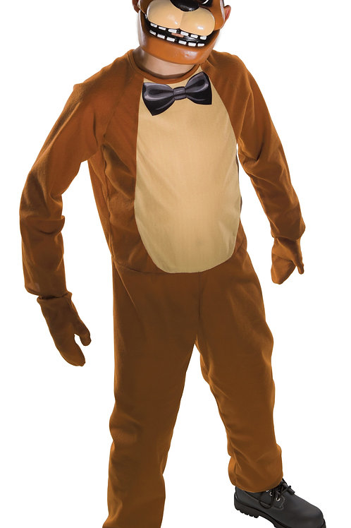Five Nights at Freddy's Freddy Boy's Costume