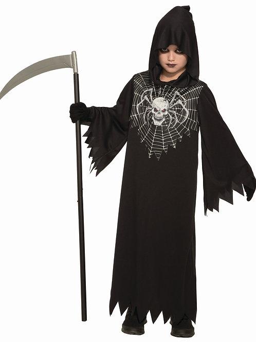Creepy Reaper Boy's Costume