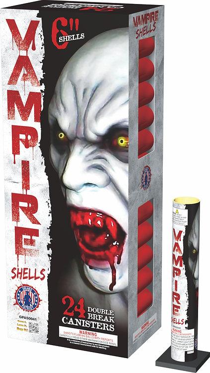 Vampire Artillery Shells