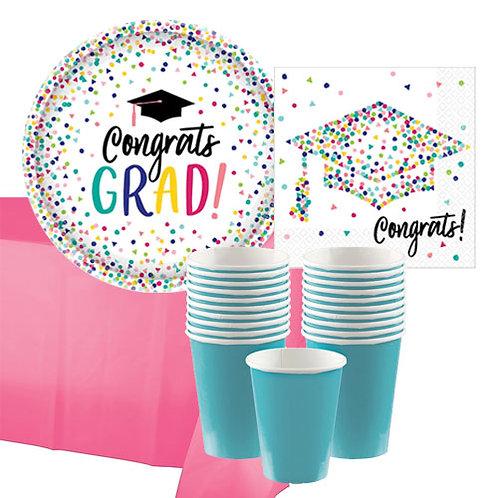 Yay Grad Multi Tableware Kit