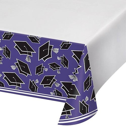 "Purple Grad 54""x102"" Tablecover"