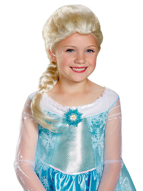 Frozen Elsa Child's Wig