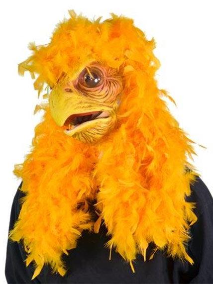 Super Chicken Mask
