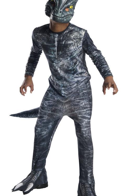 Jurassic World Blue Boy's Costume