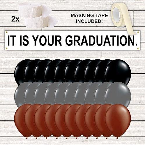 The Office Inspired Graduation Decor Kit