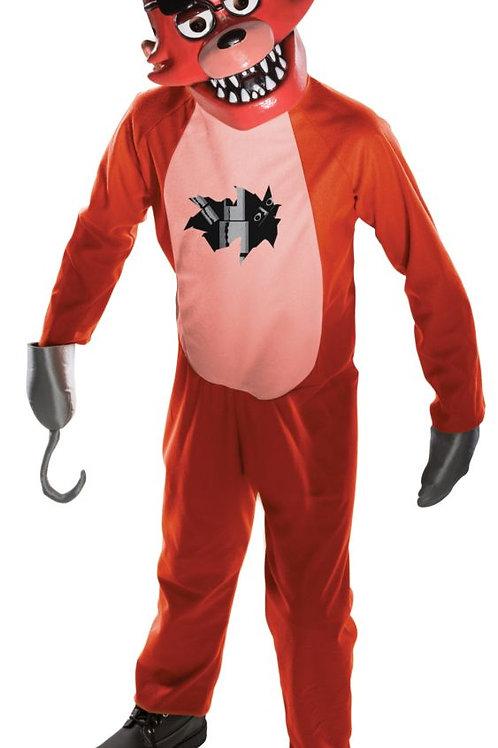 Five Nights at Freddy's Foxy Boy's Costume