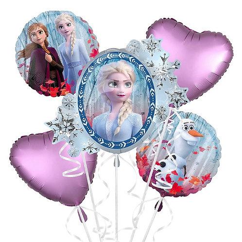 Frozen 2 Balloon Bouquet