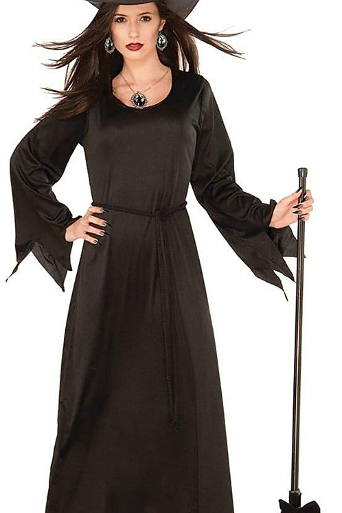 Black Magic Women's Witch Costume