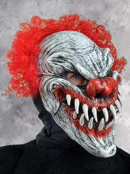 Last Laugh Clown Mask