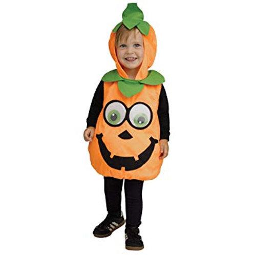 Googly Eye Pumpkin Infant Costume