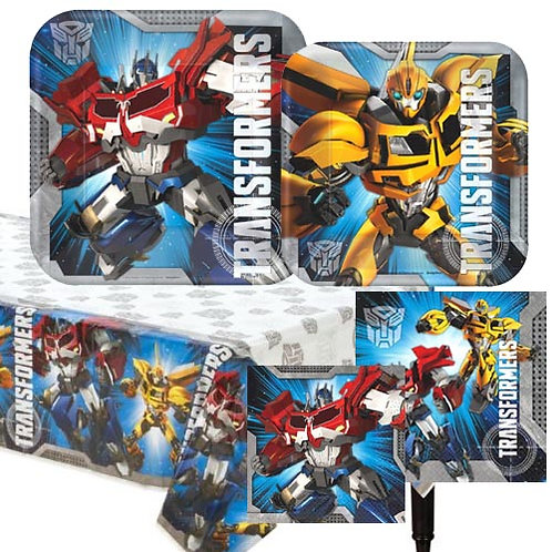 Transformers Tableware Kit