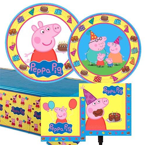 Peppa Pig Tableware Kit