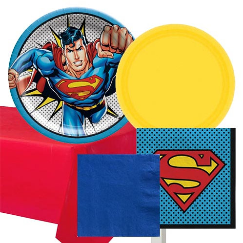 Superman Tableware Kit