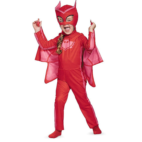 PJ Masks Owlette Girl's Costume