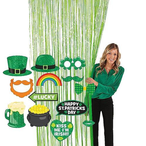 St. Patrick's Photo Prop Kit