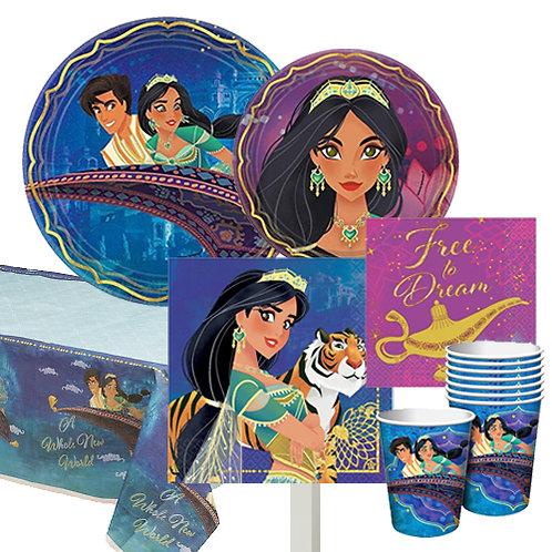 Aladdin Tableware Kit