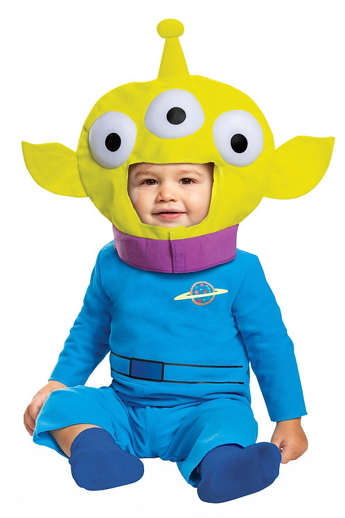 Toy Story 4 Alien Infant Costume