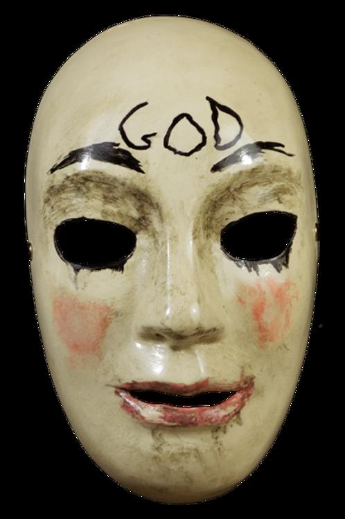 """Purge """"God"""" Half Mask"""
