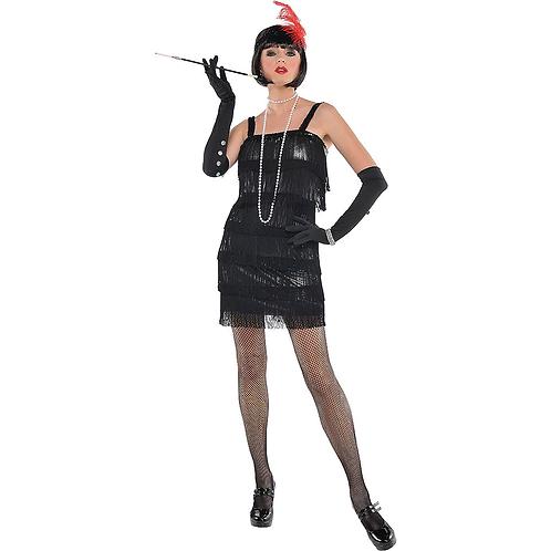 Flashy Flapper Women's Costume