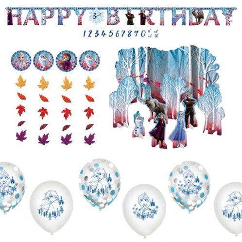 Frozen 2 Decoration Kit