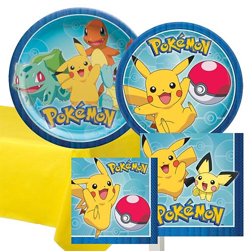 Pokemon Tableware Kit