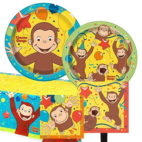 Curious George Tableware Kit
