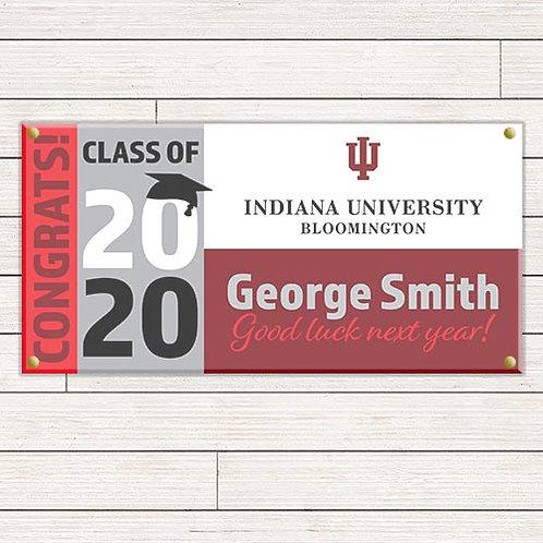 Next Step Graduation Banner