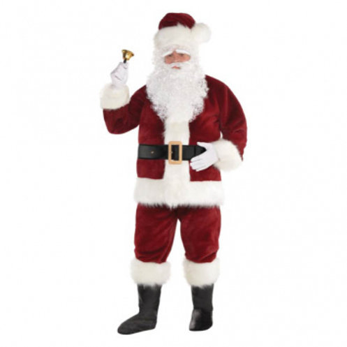 Supreme Santa Men's Costume (Best)