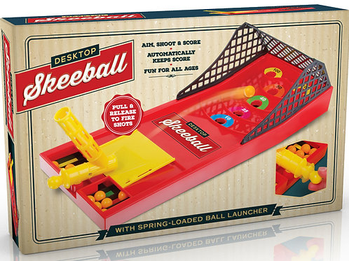 Desktop Skeeball