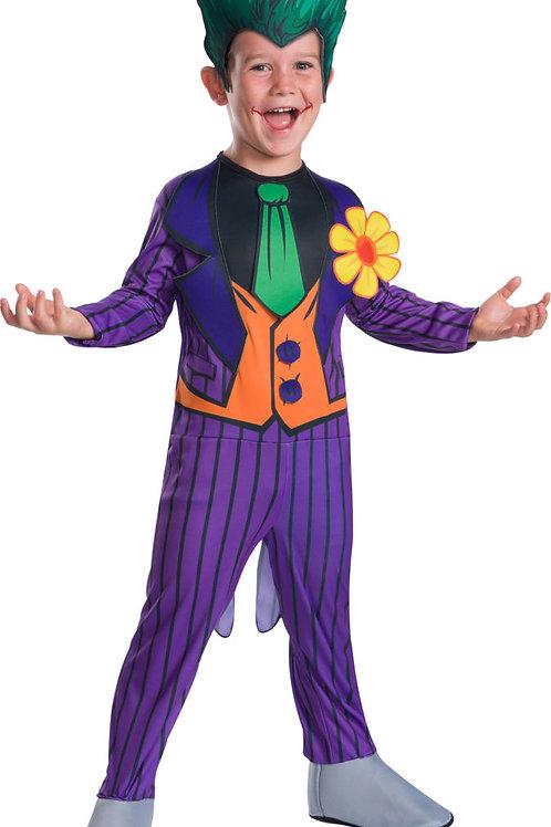 The Joker Boy's Costume