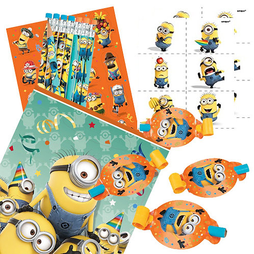 Despicable Me Favor Kit