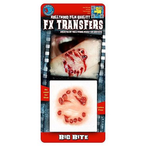 Big Bite 3D FX Transfer